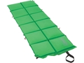 Coleman Cuboid Accordian-Fold Air Mattress Polyester Green