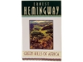 &quot;Green Hills of Africa&quot; Book by Ernest Hemingway
