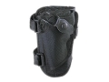 Bianchi1 4750 Ranger Triad Ankle Holster Left Hand Beretta 21 Bobcat, 3032 Tomcat, 950 Jetfire, Minx, Colt Government 380, Pony, Sig Sauer P230, P232, Walther PP, PPK, PPK/S Nylon Black
