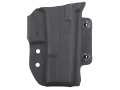 Product detail of Comp-Tac MTAC Minotaur Inside the Waistband Holster Body Right Hand Glock 19, 23, 32 Kydex Black