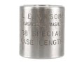 L.E. Wilson Case Length Gage 38 Special