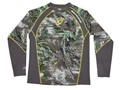 ScentBlocker Men's 1.5 Peformance Long Sleeve Crew Shirt