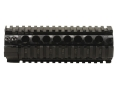Midwest Industries Gen 2 Free Float Tube Handguard Quad Rail AR-15 Aluminum