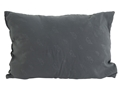 "Alps Large Camp Pillow 16"" x 24"" Microfiber Gray"