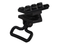 ProMag Front Sight Base Light and Side Sling Mount AR-15 Aluminum Matte