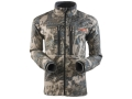 Sitka Men's 90% Jacket Polyester Gore Optifade Open Country Camo Small 36-38