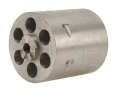 "Story Replacement Cylinder Blank .375"" Chamber Ruger Blackhawk Steel in the White"