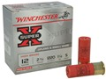 "Winchester Super-X Pheasant Ammunition 12 Gauge 2-3/4"" 1-1/4 oz #5 Shot"