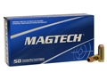 Product detail of Magtech Sport Ammunition 40 S&W 180 Grain Jacketed Hollow Point Box of 50