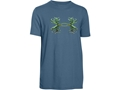 Under Armour Youth UA Antler Logo T-Shirt Short Sleeve Cotton and Polyester