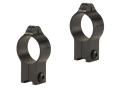 Talley 1&quot; Ring Mounts Remington 597, Weatherby MK22 Matte High