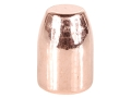 HSM Custom Bullets 40 S&W (400 Diameter) 180 Grain Plated Flat Nose Box of 500