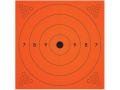 Champion 6&quot; x 6&quot; Adhesive Target Orange Package of 10