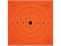 "Champion 6"" x 6"" Adhesive Target Orange Package of 10"