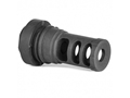 "Yankee Hill Machine Muzzle Brake Phantom 5.56 Quick Detach Mount 1/2""-28 Thread AR-15 Steel Parkerized"