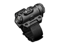 Surefire 2211 X WristLight Flashlight LED with 1 CR123A Battery Polymer Black