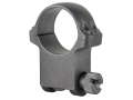 Ruger 1&quot; Ring Mount 6KTG Target Gray Extra-High
