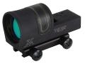Trijicon RX30A-51 Reflex Sight 1x 42mm 6.5 MOA Dual-Illuminated Amber Dot with TA51 Mount Matte