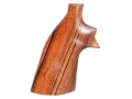 Hogue Fancy Hardwood Grips Ruger Redhawk Cocobolo