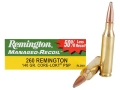 Remington Managed-Recoil Ammunition 260 Remington 140 Grain Core-Lokt Pointed Soft Point Box of 20