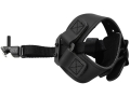 Scott Archery Rhino XT NCS Bow Release Nylon Connector Strap Velcro Wrist Strap Grey with Black Buckle Strap