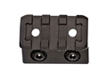 Magpul M-LOK Offset Rail Light/Optic Mount Aluminum Black