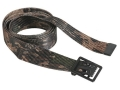 "The Outdoor Connection TuffBelt Belt 1-1/4"" Brass Buckle Nylon"