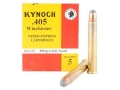 Product detail of Kynoch Ammunition 405 Winchester 300 Grain Woodleigh Weldcore Soft Point Box of 5