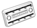 LOCKDOWN Key Rack Polymer Gray