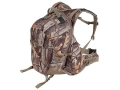 Product detail of Boyt Big Game Day-Plus Backpack Polyester and Nylon Realtree Hardwoods Camo