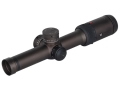 Vortex Razor HD Rifle Scope 30mm Tube 1-4x 24mm Illuminated CQMR-1 Reticle Stealth Shadow Black