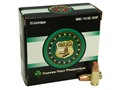 Copper Only Projectiles (C.O.P.) Ammunition 9mm 115 Grain Solid Copper Hollow Point Box of 25