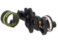 "HHA Sports Optimizer Lite Ultra DS-5019 1-Pin Bow Sight .019"" Pin Diameter Right Hand Aluminum Black"