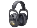 Pro Ears Sporting Clay Gold Electronic Earmuffs (NRR 25 dB) Black