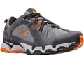 Under Armour Men's UA Chetco Trail Hiking Shoes Nylon Graphite Steel