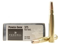 Federal Power-Shok Ammunition 375 H&amp;H Magnum 300 Grain Soft Point Box of 20