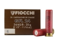 "Fiocchi Field Load Ammunition 24 Gauge 2-1/2"" 11/16 oz #6 Shot Box of 25"