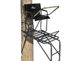 Big Game The Maxim Single Ladder Treestand Steel Black