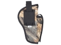 Soft Armor Compak Off Duty Belt Holster Ambidextrous 1911 Nylon Camo