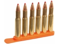 Product detail of Tuff Products Quickstrip 30-30, 410 Bore Shotgun, 44, 45, 458 Lott, 458 Win Mag, 460, 50AE 6 Round Polymer Package of 2 Orange