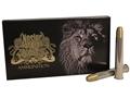 Nosler Safari Ammunition 500 Nitro Express 570 Grain Solid Box of 10