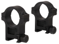 Product detail of Trijicon 30mm Accupoint Steel Picatinny-Style Rings Matte Extra High