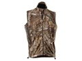 Browning Men's Wasatch Fleece Vest Polyester Realtree Xtra Camo