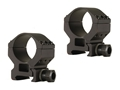 Millett 30mm See-Thru Picatinny-Style Tactical Rings Matte Medium
