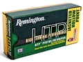 Remington High Terminal Performance Ammunition 380 ACP 88 Grain Jacketed Hollow Point Box of 50