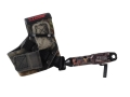 Scott Archery Wolf Bow Release Buckle Wrist Strap Mossy Oak Break-Up Infinity Camo