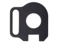 Product detail of GG&G Slot End Plate Sling Mount Adapter Benelli M1 Super 90, M3 Super 90 12 Gauge Right Hand Aluminum Matte