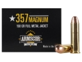 Product detail of Armscor Ammunition 357 Magnum 158 Grain Full Metal Jacket Box of 50