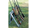 G Outdoors Camp Gun Stand Powder Coated Steel