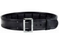 "Bianchi 7965 ErgoTek Sam Browne Belt 2-1/4""  Hook-&-Loop Fastener Lined Padded Nylon"